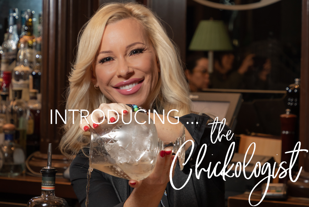 INTRODUCING THE CHICKOLOGIST