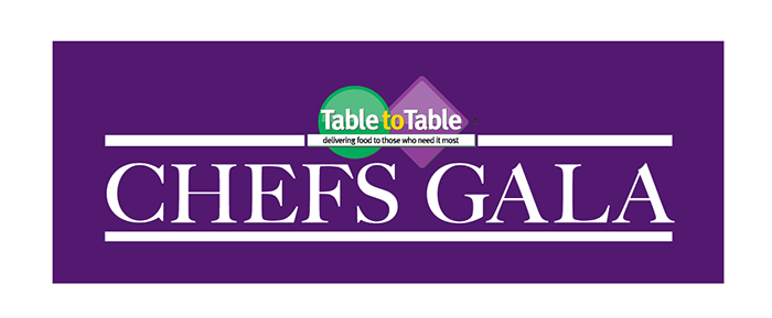 Table to Table Chefs Gala - Sep. 22nd
